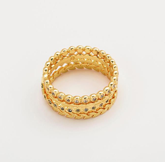 Mini Stackable Ring Set