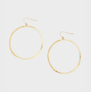 G Ring Earrings