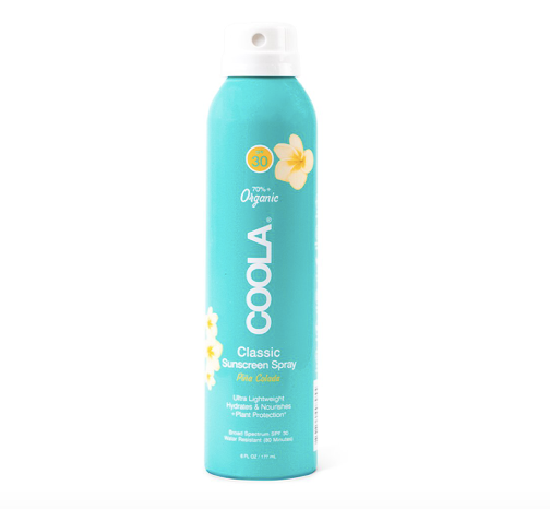 COOLA Sunscreen Spray SPF30