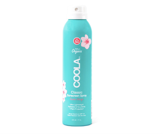 COOLA Sunscreen Spray SPF50