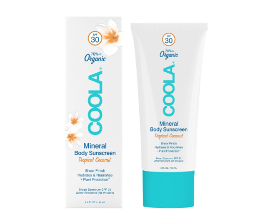 COOLA Mineral Sunscreen SPF30