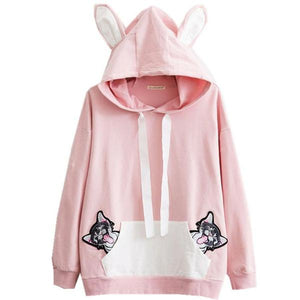 Pocket Cats Hoodie
