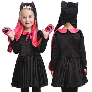 Kitten Play Costume Set