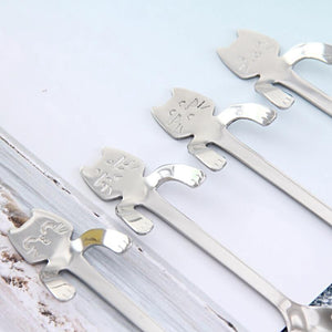 Assorted Cat Stirring Spoon - Meou & Moi