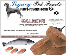 Load image into Gallery viewer, Salmon 5 Lbs Bags