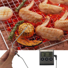 Load image into Gallery viewer, Digital BBQ Thermometer For Meat