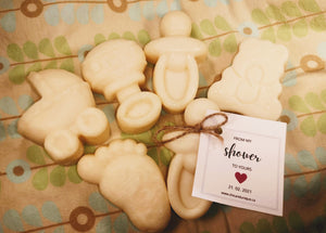 Baby Themed Soaps & Bath bombs