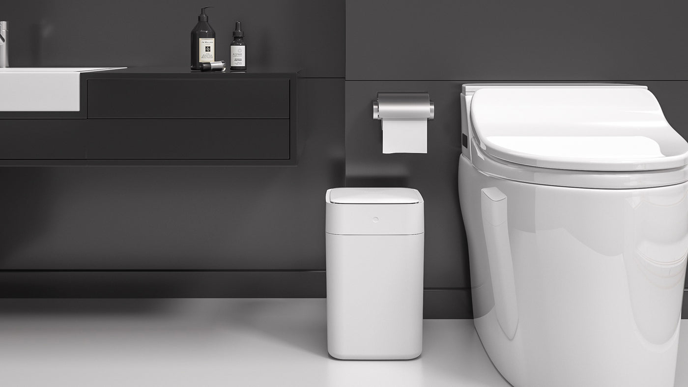 TOWNEW washroom design home decor waste bin