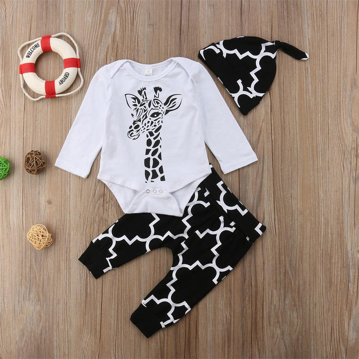Giraffe Boy Set LenChil