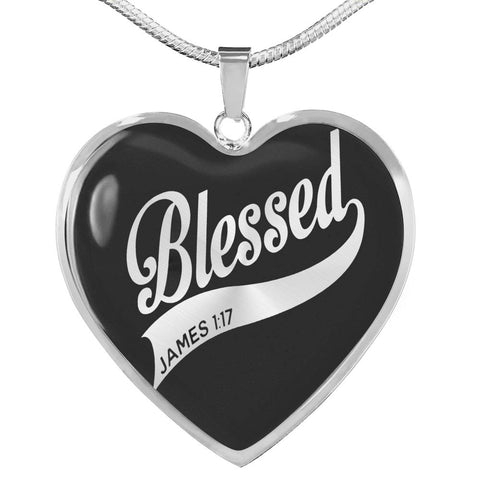 Blessed Too Necklace