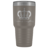Queen of Everything Tumbler