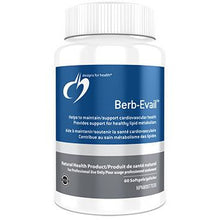 Load image into Gallery viewer, BERB EVAIL BERBERINE 60 SOFTGELS (1 MONTH SUPPLY)