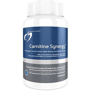 CARNITINE SYNERGY™ 120 CAPSULES