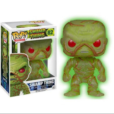 Funko Pop! Heroes: Swamp Thing (Glow in the Dark) Px Previews