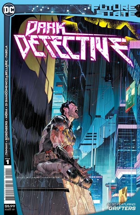 DC - Future State - Dark Detective #1 (of 4)