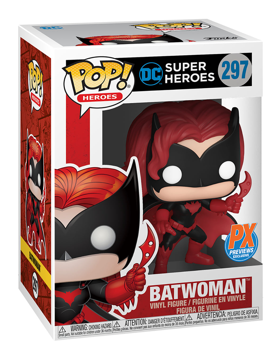 Funko Pop! Heroes: Batwoman Px Exclusive