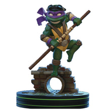 Load image into Gallery viewer, [PRE-ORDER] TMNT NINJA TURTLE SET OF 4 Q-FIG DIORAMA FIGURE