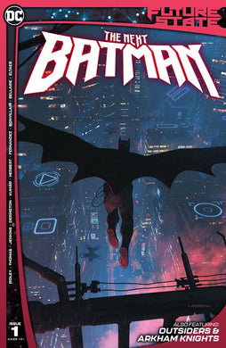 DC - Future State - The Next Batman #1 (of 4)