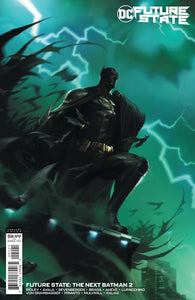 [PRE-ORDER] DC - Future State - The Next Batman #2 (of 4)