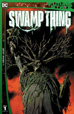 DC - Future State -Swamp Thing #1 (of 2)