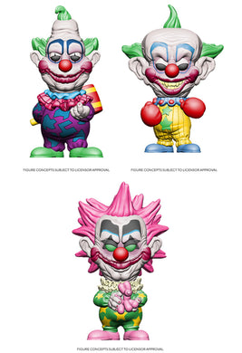 Funko Pop! Movies: Killer Klowns from Outer Space (Set of 3)