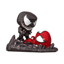 Load image into Gallery viewer, Funko Pop! Marvel: Spiderman vs Venom (PX Exclusive)