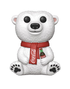 Funko Pop! Ad Icons: Coca-Cola - Polar Bear