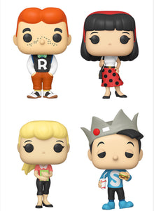 Funko Pop! Comics: Archie Comics - (Set of 4)