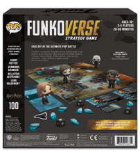Load image into Gallery viewer, Funkoverse Strategy Game Harry Potter Base Set