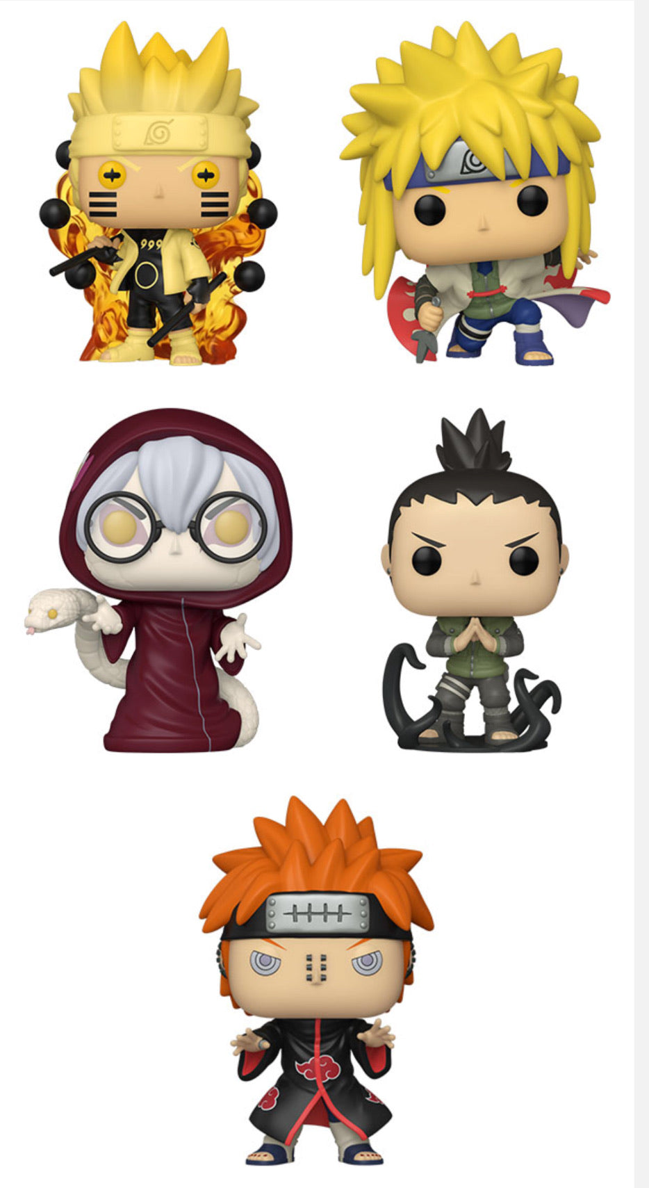 [PRE-ORDER] Funko Pop! Animation: Naruto