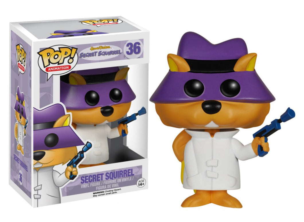 Funko Pop! Animation: Secret Squirrel