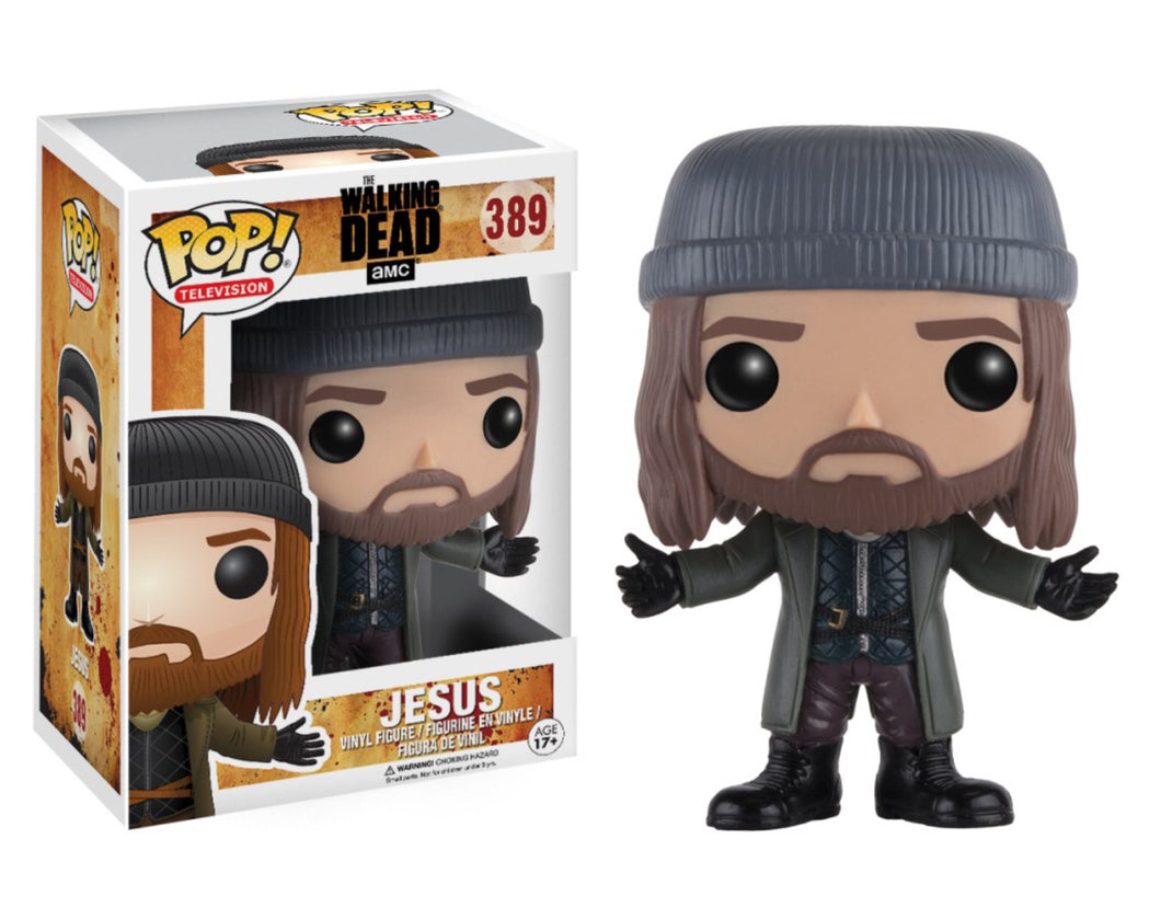 Funko Pop! TV: The Walking Dead - Jesus