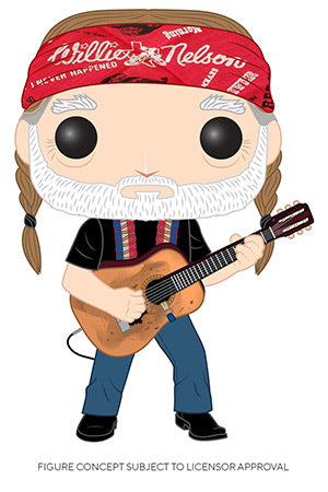 [PRE-ORDER] Funko Pop! Rocks: Willie Nelson