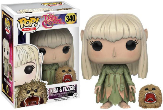 Funko Pop! Movies: The Dark Crystal - Kira & Fizzgig