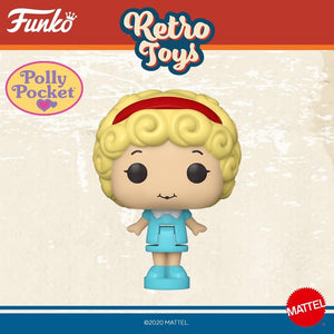 [PRE-ORDER] Funko Pop! Retro Toys: Mattel - Polly Pocket