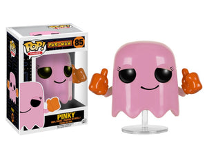 Funko Pop! Games: PAC-Man - Pinky