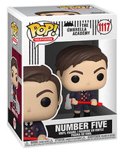 Load image into Gallery viewer, [PRE-ORDER] Funko Pop! TV: Umbrella Academy (Series 2)