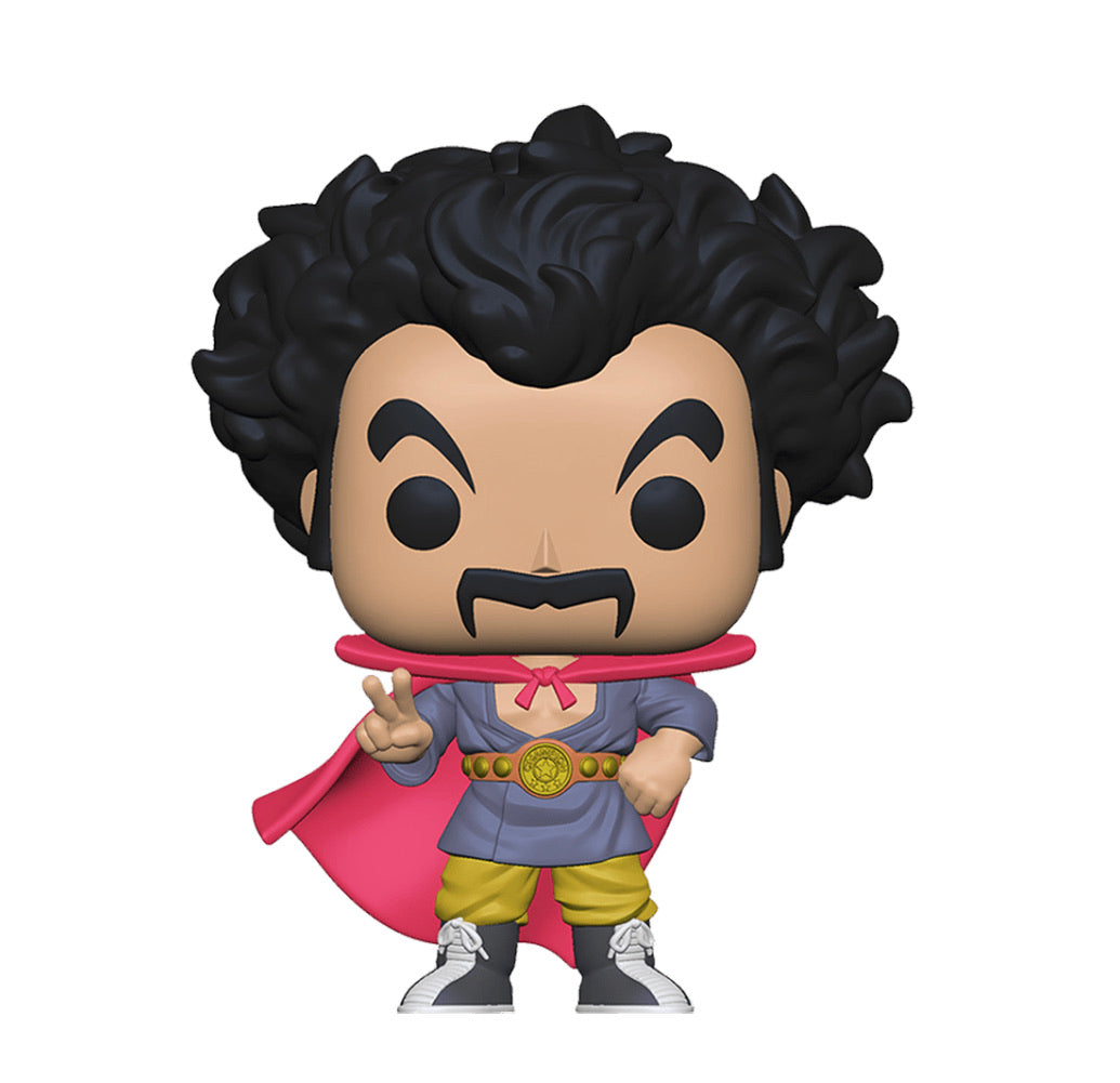 [PRE-ORDER] Dragonball Z Hercule (Mr. Satan) Signed Funko Pop by Chris Rager