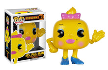 Load image into Gallery viewer, Funko Pop! Games: PAC-Man Set of 7