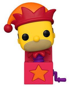 Funko Pop! Animation: The Simpsons - Treehouse of Horror (Series 2)