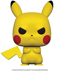 Funko Pop! Games: Pokemon Series 3 (Set of 4)