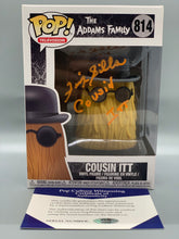 Load image into Gallery viewer, Autographed Cousin Itt Pop with CoA