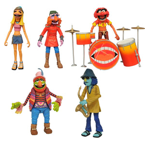 SDCC 2020 The Muppet Show Band Deluxe Box Set