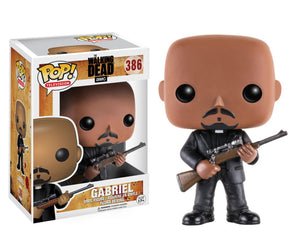 Funko Pop! TV: The Walking Dead - Father Gabriel