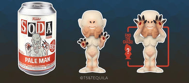 [PRE-ORDER] Funko Pop! Vinyl Soda: Pan's Labyrinth- Pale Man w/ chance of Chase