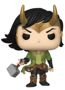 Funko Pop! Marvel - Loki (615) (PX Previews)