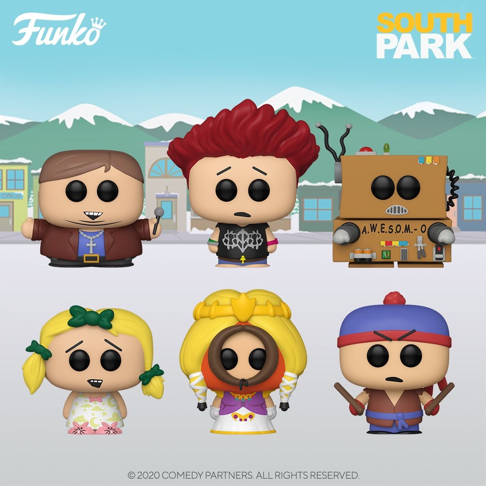 [PRE-ORDER] Funko Pop! Animation: South Park