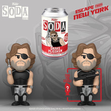 Load image into Gallery viewer, [PRE-ORDER] Funko Pop! Vinyl Soda: Escape from NY - Snake w/ chance of Chase