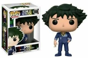 Funko Pop! Animation: Cowboy Bebop - Spike (Vaulted)