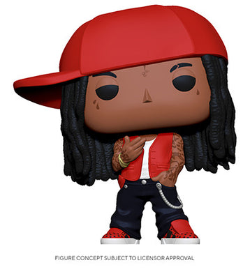 Funko Pop! Rocks: Lil Wayne